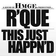 This Just Happened by R'Que cover.jpg