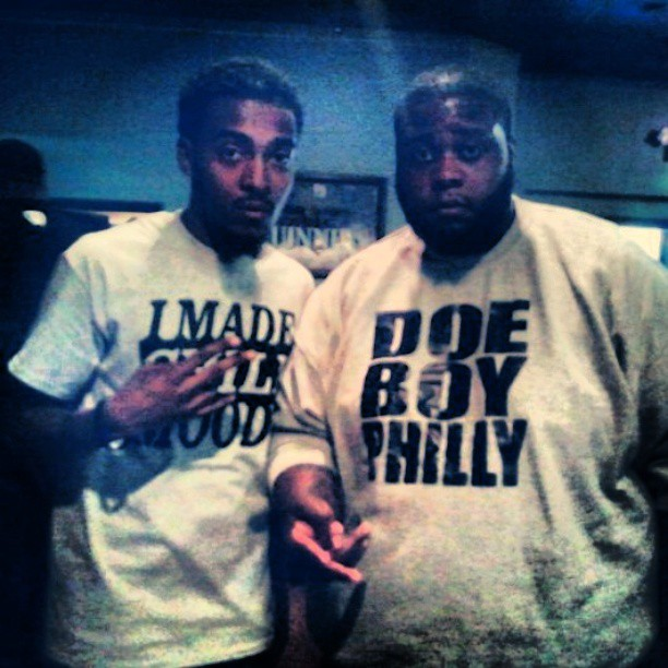 Chilly Moody and Doe Boy Philly