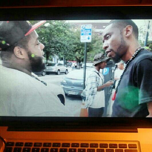 9th Wonder and Doe Boy Philly