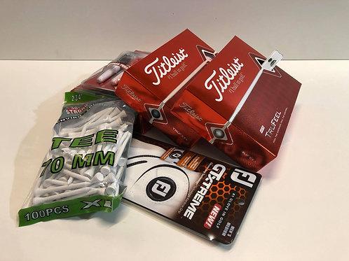 Spillerpakke 20 Runder