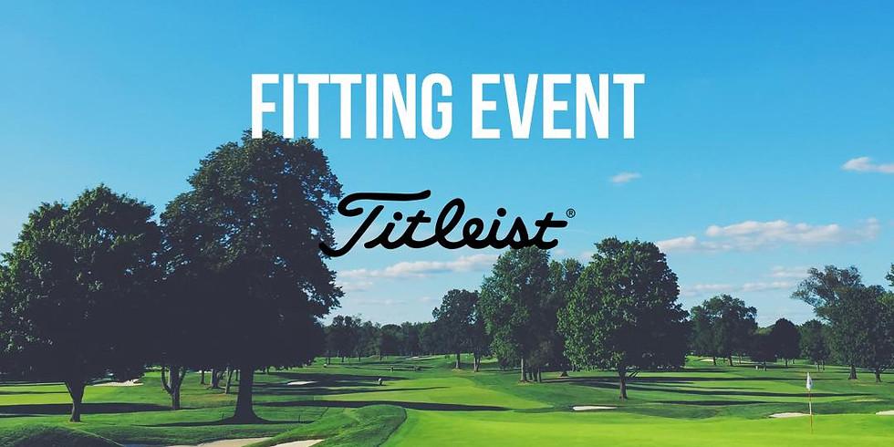Titleist Fitting Event
