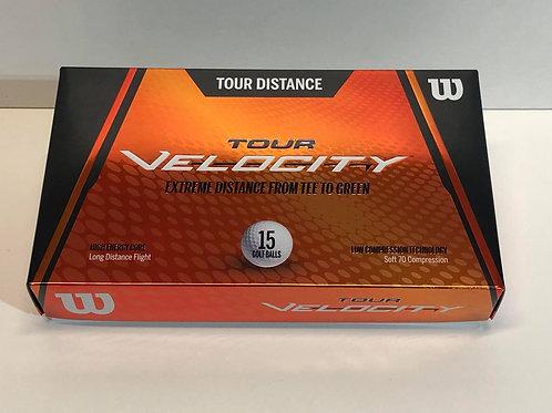 Wilson Tour Velocity