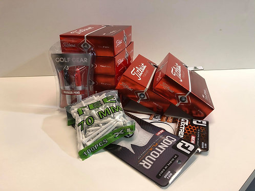 Spillerpakke 40+ Runder