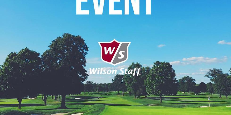 Wilson Staff Fitting Event