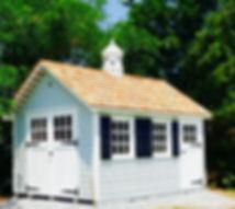 Custom boat house