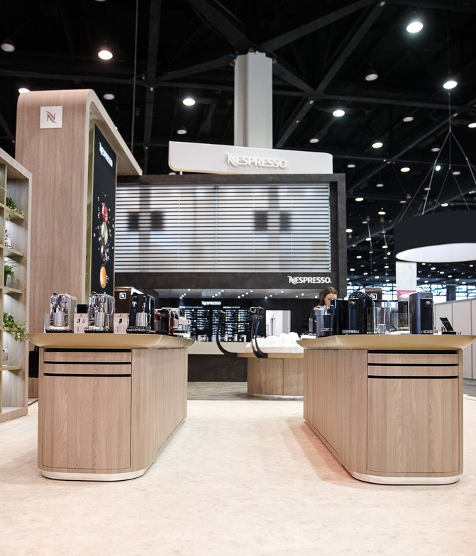 IHA Chicago - Another award-winning pop up stand for Studioworks ?