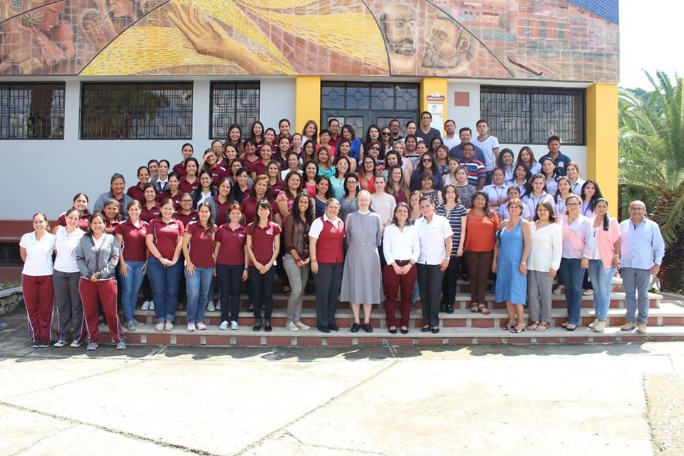 Red de Colegios Jesuitas - Asistentes
