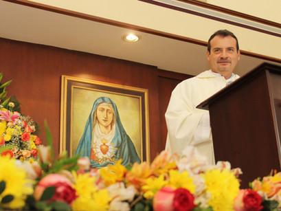 Celebración Eucarística en el día de San Ignacio de Loyola