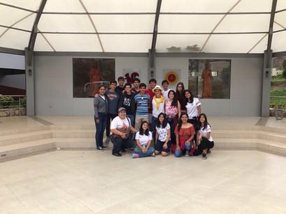 Experiencia del XI Campamento Nacional Crucita 2017 - Tema: Identidad