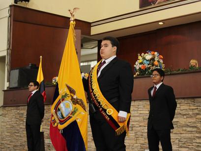 Juramento a la Bandera: Un compromiso por un mejor país.