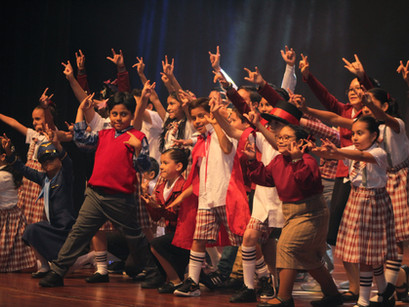 "Diversión en ""School of Rock"""