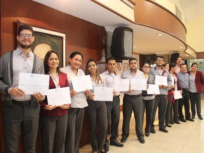 Entrega de Diplomas: Diplomado en Pedagogía Ignaciana e Innovación Educativa