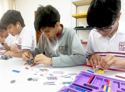 Robótica en el Javier: aprender y divertirse.