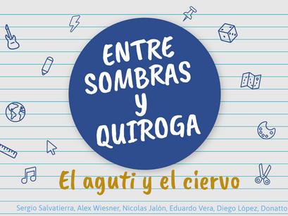 Descubriendo el mundo de Quiroga y Poe