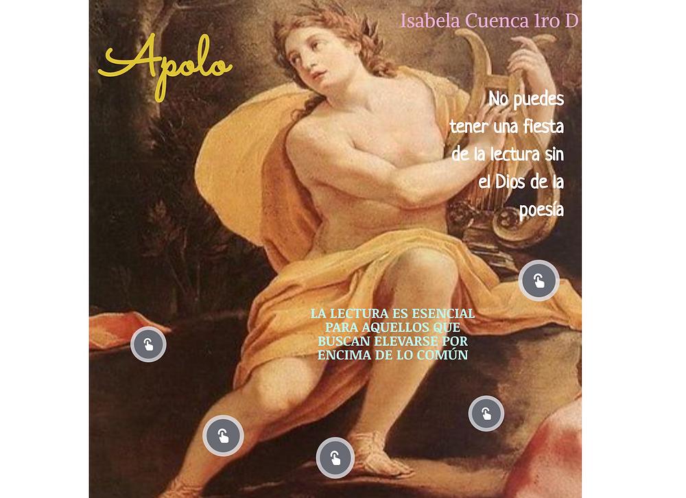 "Isabela Cuenca: ""Apolo"""