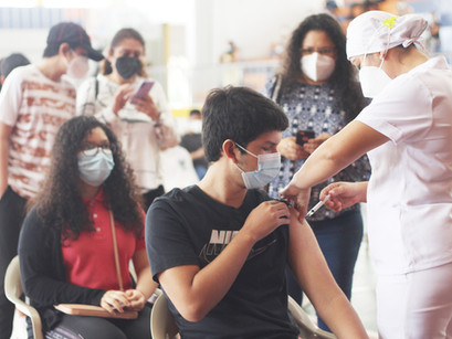 ¡Más cerca a reencontrarnos! - Vacunación a estudiantes de 12 a 15 años