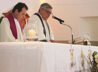 Misa en honor a San José