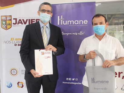 Nuevos beneficios para nuestra Comunidad Javeriana: Convenio con Humane