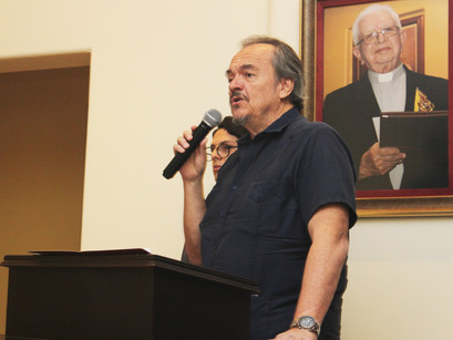Fundación de Guayaquil con Melvin Hoyos