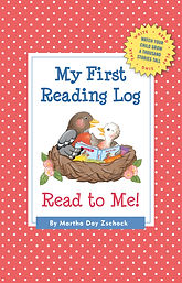 1000 Books Reading Log, Martha Zschock