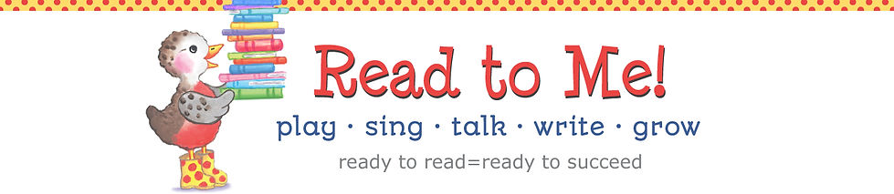Read to Me! One thousand books before kindergarten