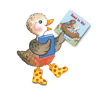 Read to Me! 1000 Books Challenge, Reading Log, Kindergarten, Martha Day Zschock