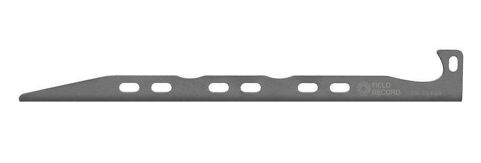 FR-titanium V peg20 / FRチタニウムVペグ20