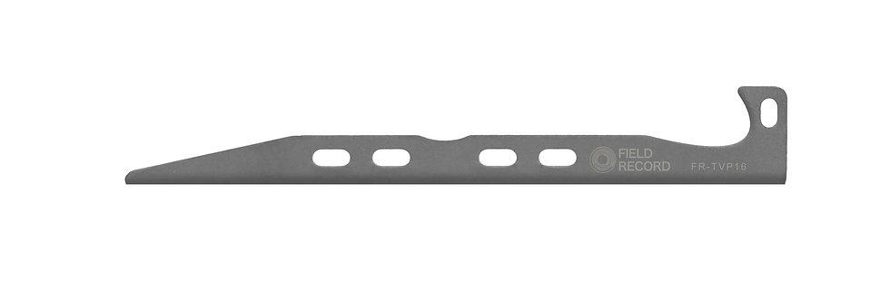 FR-titanium V peg16 / FRチタニウムVペグ16