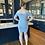 Thumbnail: SAMANTHA SKYE OTS DENIM DRESS