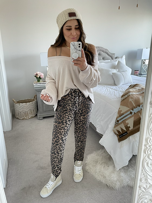 THE LAYLA JOGGERS