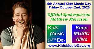 Kids Music Day 2020  with Matthew Morris