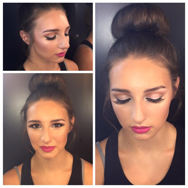 Sweet 16 Makeup