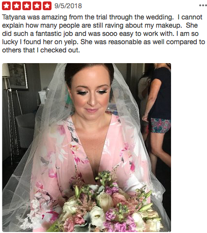 Bridal Review