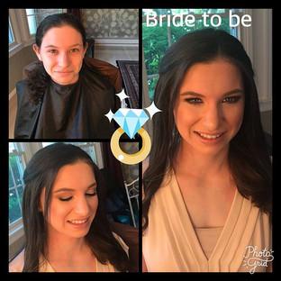 #bridetobe2018#bridaltrial #makeupbytaty