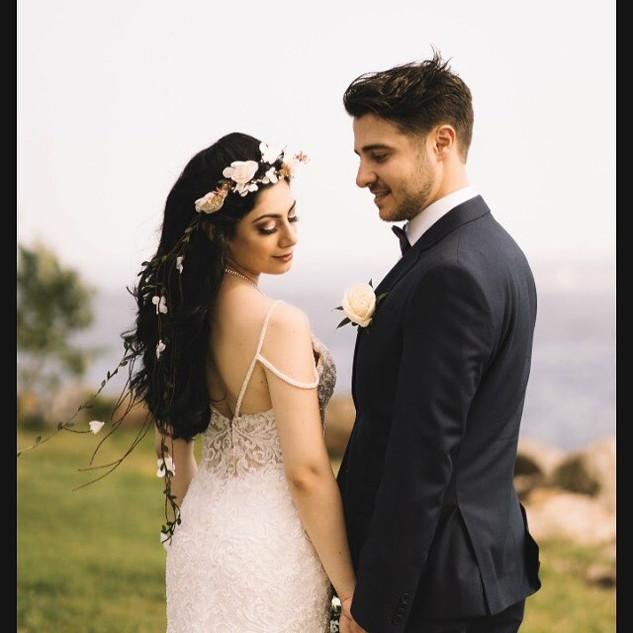 #beautiful bride 👰 weddingmakeup#bride#