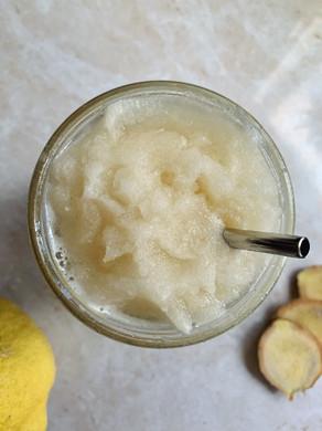 Lemon Slushie.