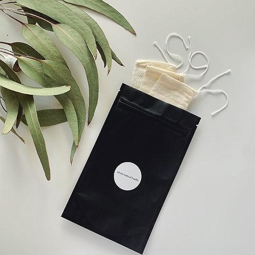 Reusable Tea Bags x3
