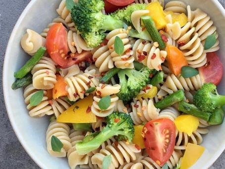 Summer Pasta.