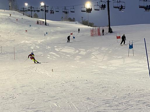 Spring Lake Ski Team Kicks off Their Season