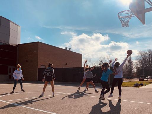 Girls Basketball Modifications