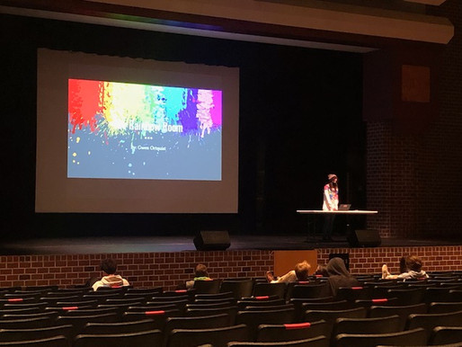 Student Design Presentations