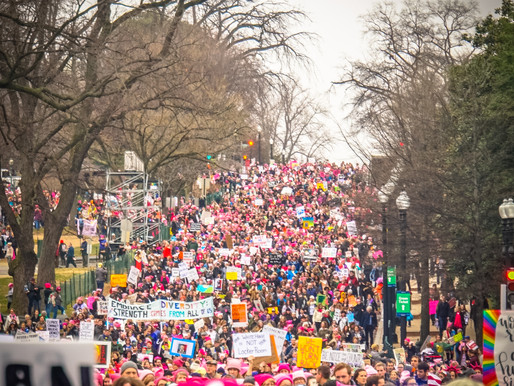 Country-Wide Women's Marches are as Local as Grand Rapids