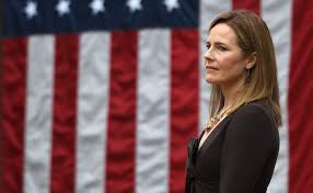 New Supreme Court Justice Amy  Coney Barrett