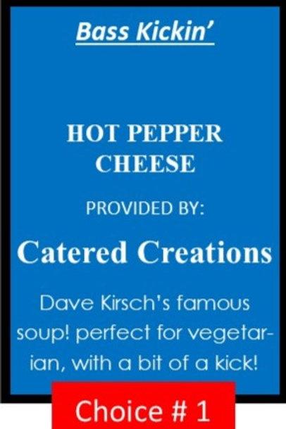 Hot Pepper Cheese