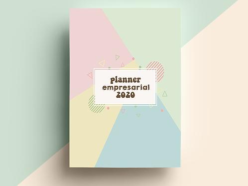 PLANNER DE EMPRESARIAL 2020