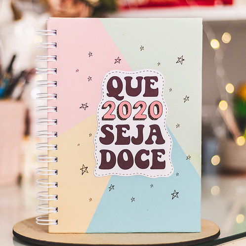 COMBO COMPLETO PLANNER 2020 VERTICAL
