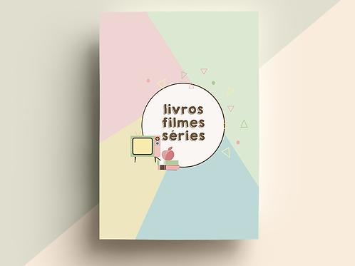 INSERT DE LIVROS, FILMES E SÉRIES 2020