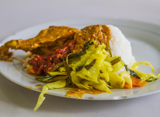5 Menu Makan Siang Favorit Pekerja Kantoran Jakarta.