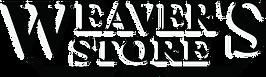 Weaver's Store logo black white.png