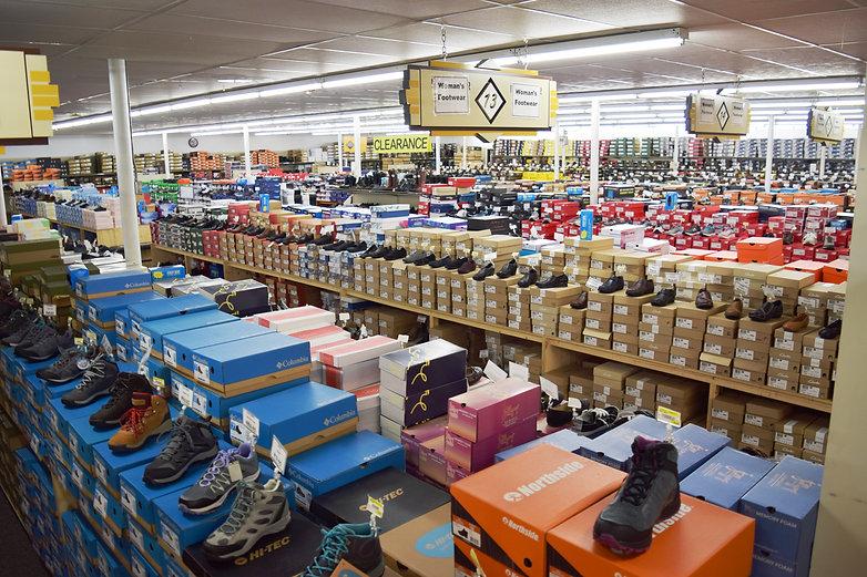 Denver Shoe Department